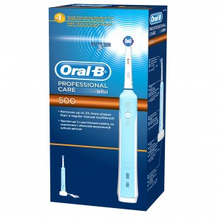 Periuta de dinti electrica Braun OralB Professional Care 500 D16